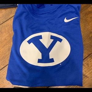 Nike BYU Team Shirt